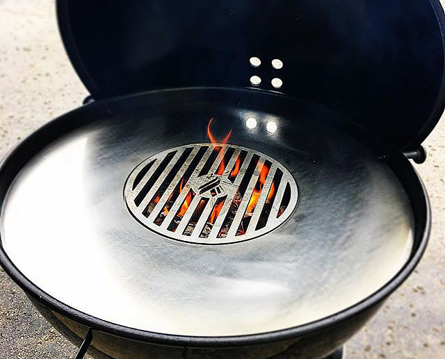 Arteflame 22 Weber Style Cooktop Grill Grate Arteflame